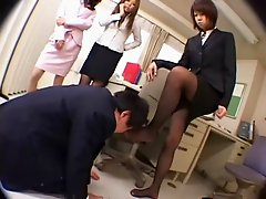Office femdom- who is boss now?
