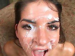 Double Cumshot - Roxxxy