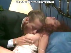 Tom Byron, Patricia Kennedy and Jennifer Peace exclusive retro video