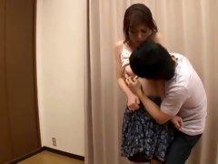 Crazy Japanese whore Tsubaki Katou in Fabulous Hairy JAV clip
