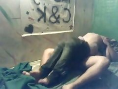Amazing Indian well packed voluptuous black head riding her man on top