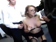 Horny Lingerie adult video