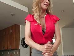 Stepmom Brandi Love and Taylor Whyte threesome