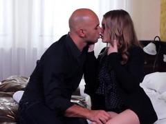 Russian pornstar sex and cumshot