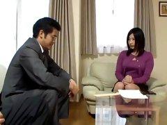 Hottest Japanese girl Megumi Haruka in Fabulous Facial, Hardcore JAV clip