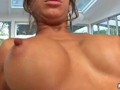latina cougar loves his dick