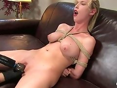 Raina in Amateur Casting Couch 19: Raina, Holy Fuck She's A Hot Slut - HogTied