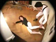 Fabulous amateur Fisting, Anal sex clip