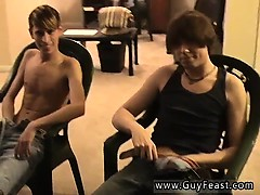 Porn club fetish gay first time Jared is nervous about his f