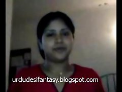 Beautiful Indian Wife Caught Cheating his Husband