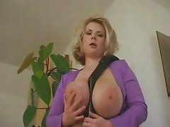 Luscious MILF With Huge Tits.