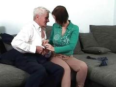Old Men and Young Sluts