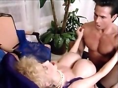 Well-Known Male Pornstar Peter North Fucks Incredible Busty Blonde!