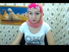 college girl hijab webcam