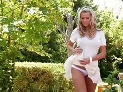 Check Out The Beautiful Blonde Sandra Hill As Shes...