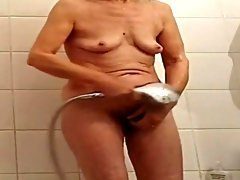 Hottest Homemade video with Hairy, Shower scenes