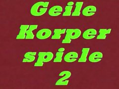 Vintage Korperspiele 2 N15