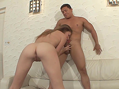 Kinky Mom Has Her Wet Pussy Drilled By A Big Cock