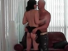 Enticing cutie gets his asshole stretched and mouth filled up