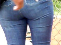 Mature Ass 23 (Jeans)