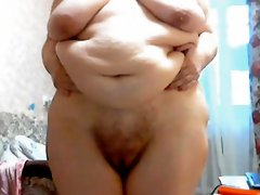 Stefany Ranking with fat stomach that is huge
