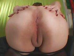 Tina's butt