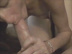 8 women sucking my cock