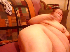 BBW playing with toys